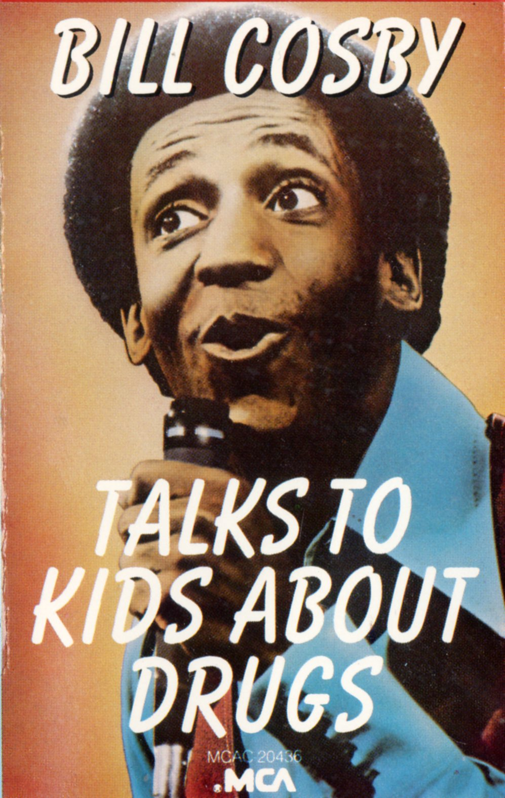 20436 - Bill Cosby Talks to Kids About Drugs on CD