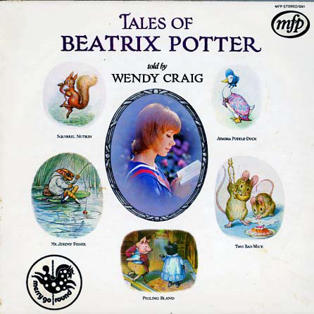MFP5241 - Beatrix Potter, Tales of - Craig,Wendy on CD