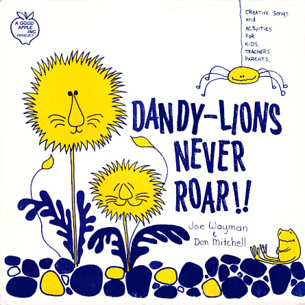 MK57362 - Dandy-Lions Never Roar on CD