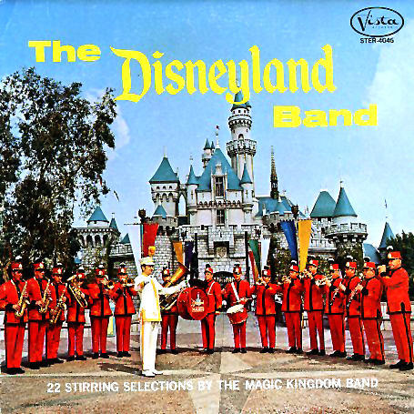 STER4046 - Disneyland Band on CD