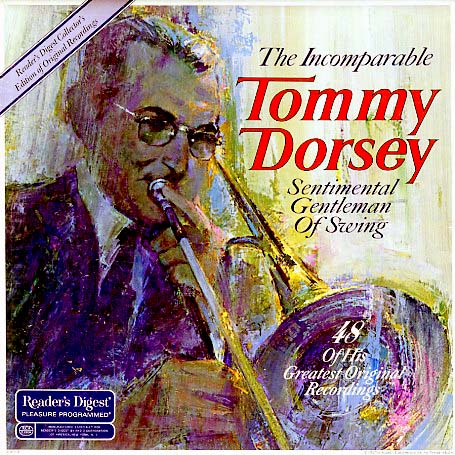 RDA92 - Incomparable Tommy Dorsey - Sentimental Gentleman of Swing on CD