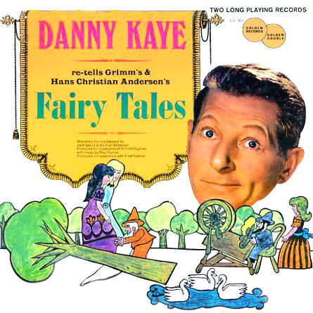 GD601 - Fairy Tales - Danny Kaye on CD