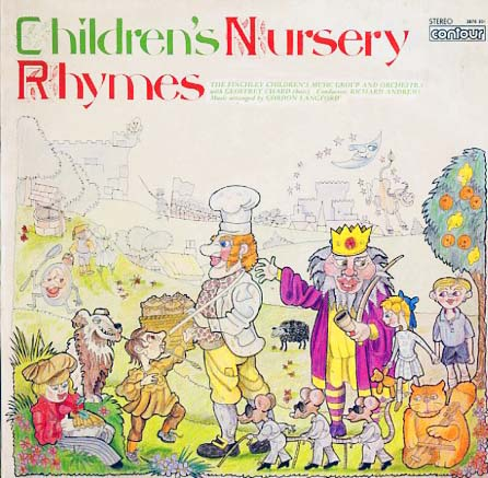 2870301 - Childrens Nursery Rhymes on CD