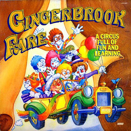 WSB8885 - Gingerbrook Faire on CD