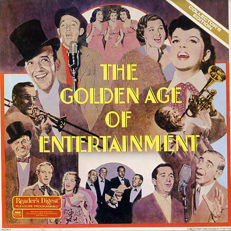 RDA086 - Golden Age of Entertainment on CD