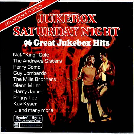RDA139 - Jukebox Saturday Night