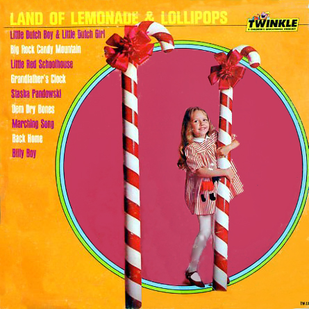 TW37 - Land of Lemonade and Lollipops on CD
