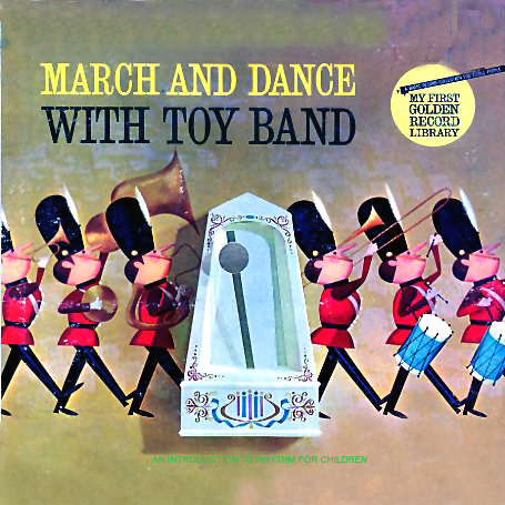 BRCV10 - March and Dance with the Toy Band on CD