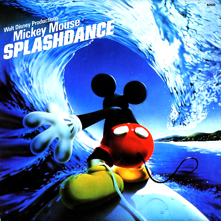 62520 - Mickey Mouse Splash Dance on CD