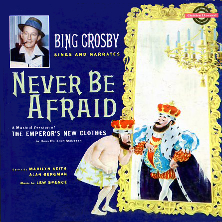 A198 - Never Be Afraid - Bing Crosby on CD