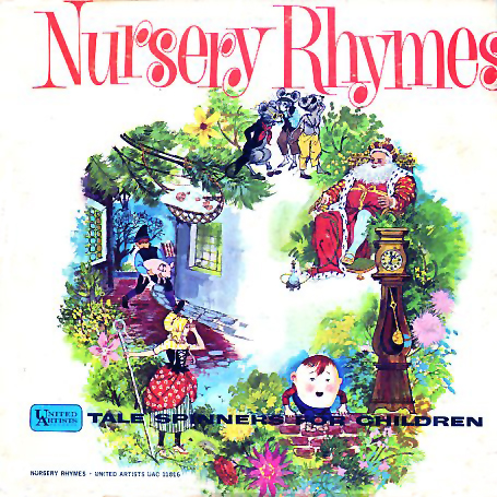 UAC11016 - Nursery Rhymes on CD