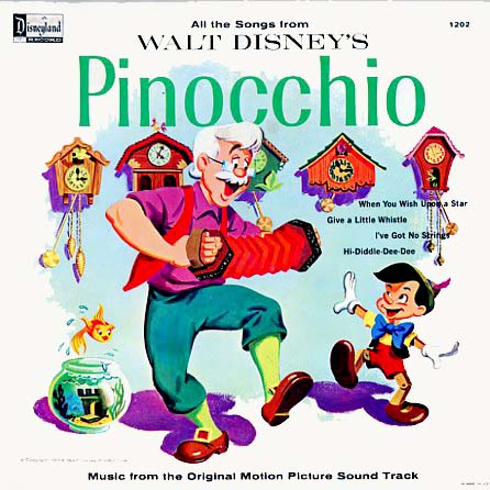 1202 - Pinocchio on CD
