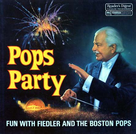 RDA074 - Pops Party Fun With Fiedler and the Boston Pops on CD