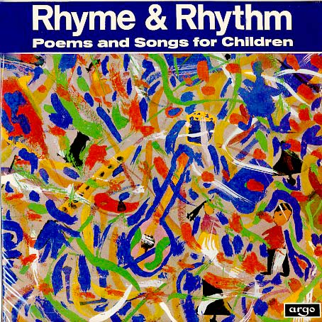 PLP1078 - Rhyme and Rhythm Poems and Songs for Children Record 2 on CD