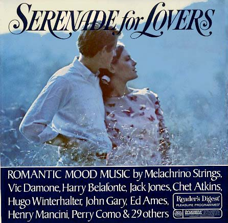 RDA61 - Serenade For Lovers on CD
