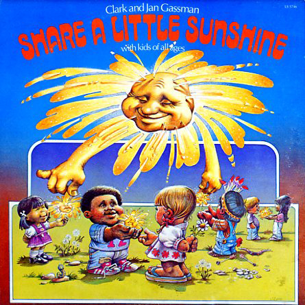 LS5746 - Share A Little Sunshine Clark and Jan Gassman on CD