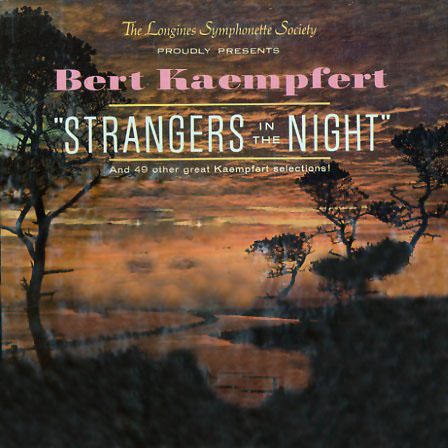 LWS299 - Strangers In The Night Bert Kaempfert Treasury on CD