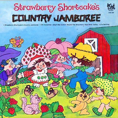 KSS085 - Strawberry Shortcake's Country Jamboree on CD