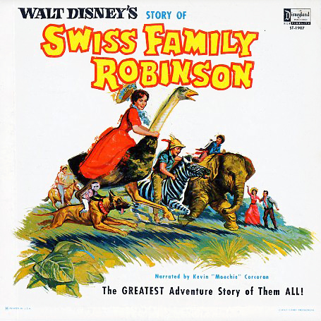 ST1907 - Swiss Family Robinson on CD