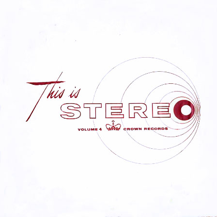 CST115, CST101, CST104 - This Is Stereo Volume 4 on CD