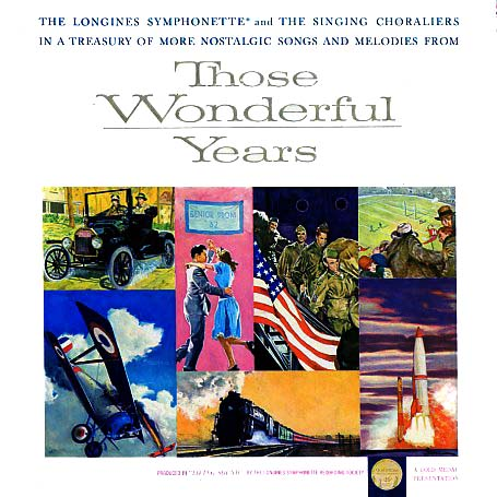 LWS157 - Those Wonderful Years on CD