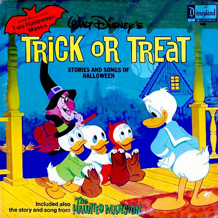 1358 - Trick or Treat on CD