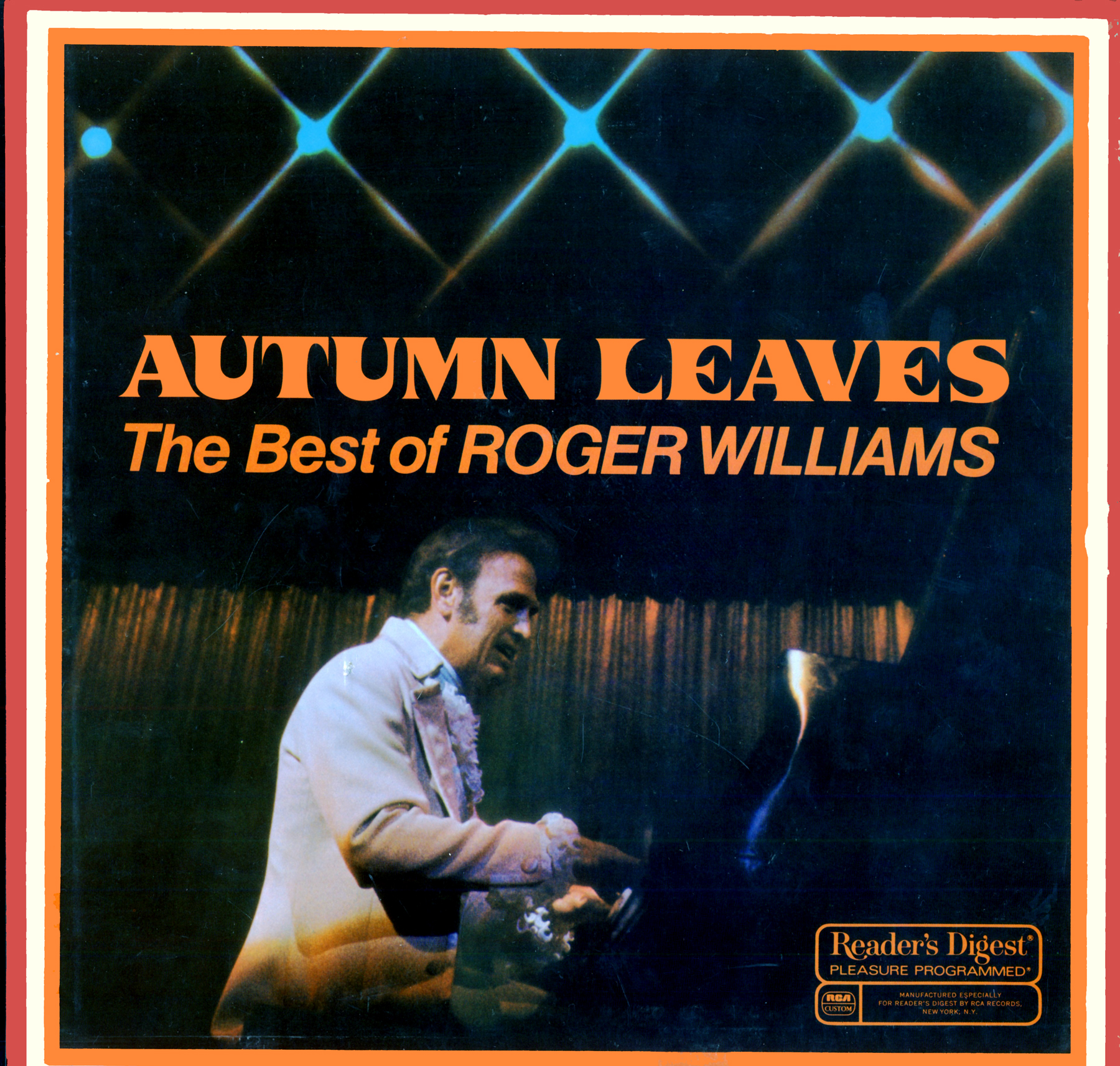 RDA187 - Autumn Leaves - The Best of Roger Williams on CD