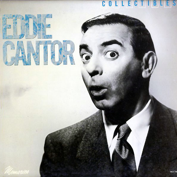 MCA1506 - Cantor, Eddie - Memories - on CD