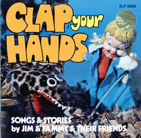ZLP3030 - Clap Your Hands on CD