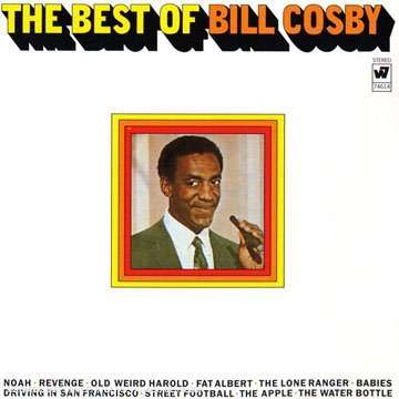 WS1793 - Cosby, Bill - The Best Of - on CD