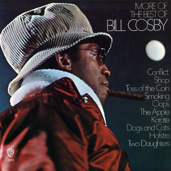 1836 - Cosby, Bill - More of the Best of Bill Cosby - on CD