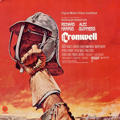 ST640 - Cromwell - Motion Picture Soundtrack on CD