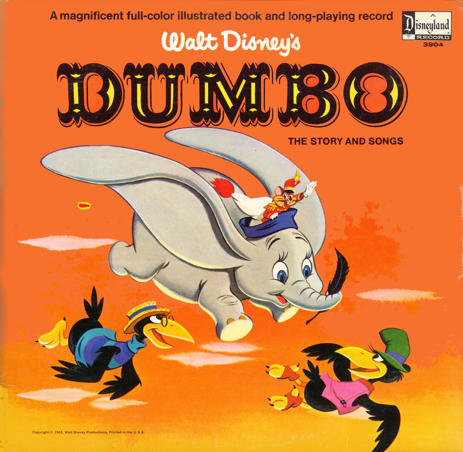 ST3904 - Dumbo on CD