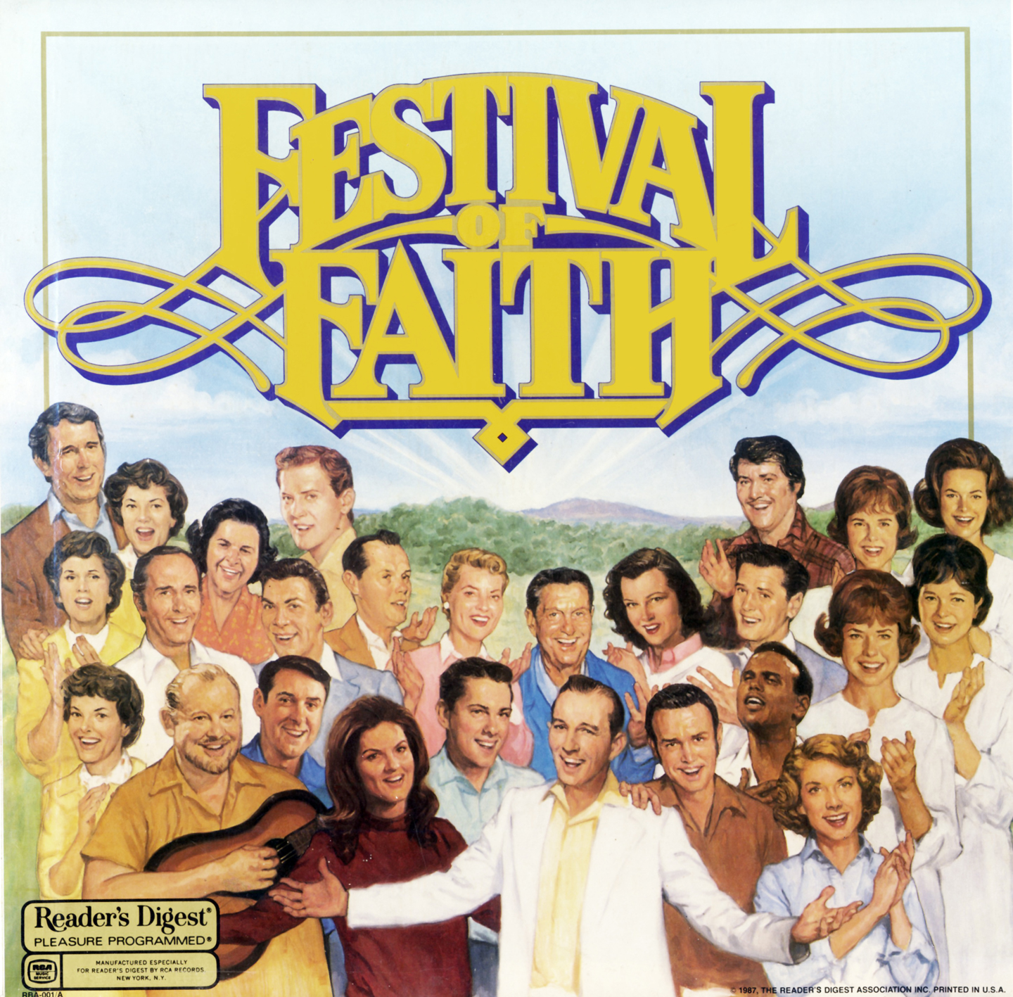 RBA001 - Festival of Faith on CD