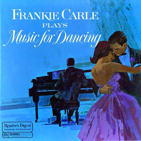 RDA85 - Frankie Carle Plays Music For Dancing on CD