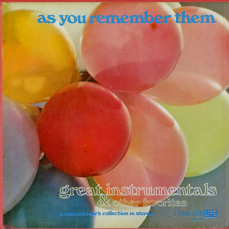 STL245 - As You Remember Them Great Instrumentals Volume 5 on CD