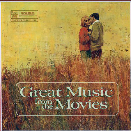 RDA39 - Great Music from the Movies on CD