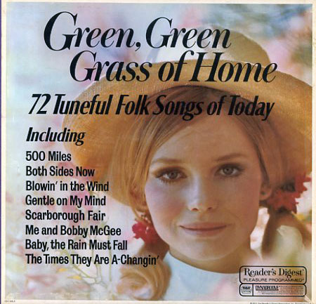 RDA165 - Green Green Grass Of Home on CD