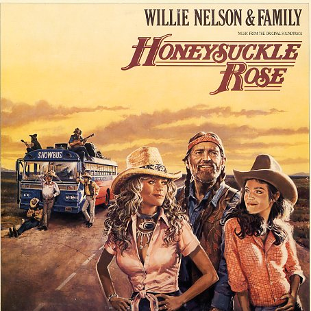 S236752 - Honeysuckle Rose - Motion Picture Soundtrack on CD