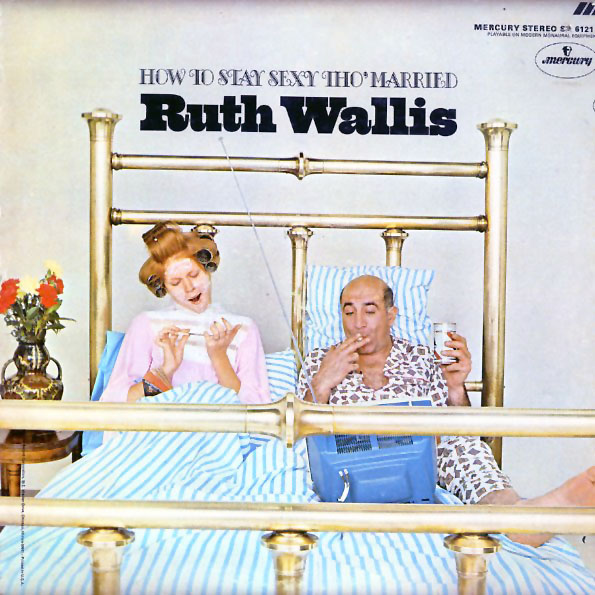 SR61210 - Wallis, Ruth - How To Stay Sexy Tho' Married - on CD