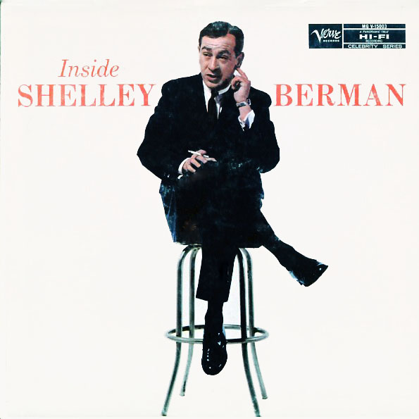 MGV15003 - Berman, Shelley - Inside - on CD