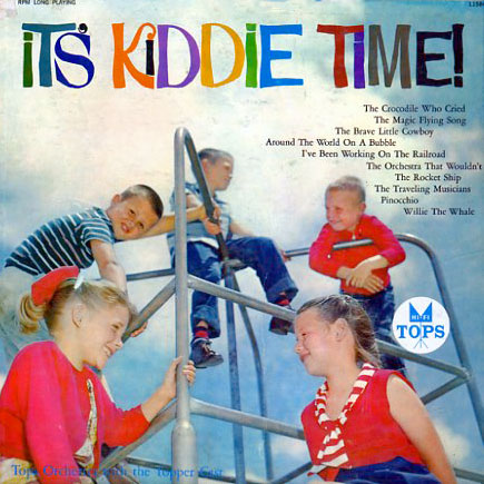 L1584 - It's Kiddie Time on CD