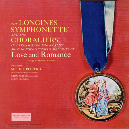 LW101 - Love and Romance on CD