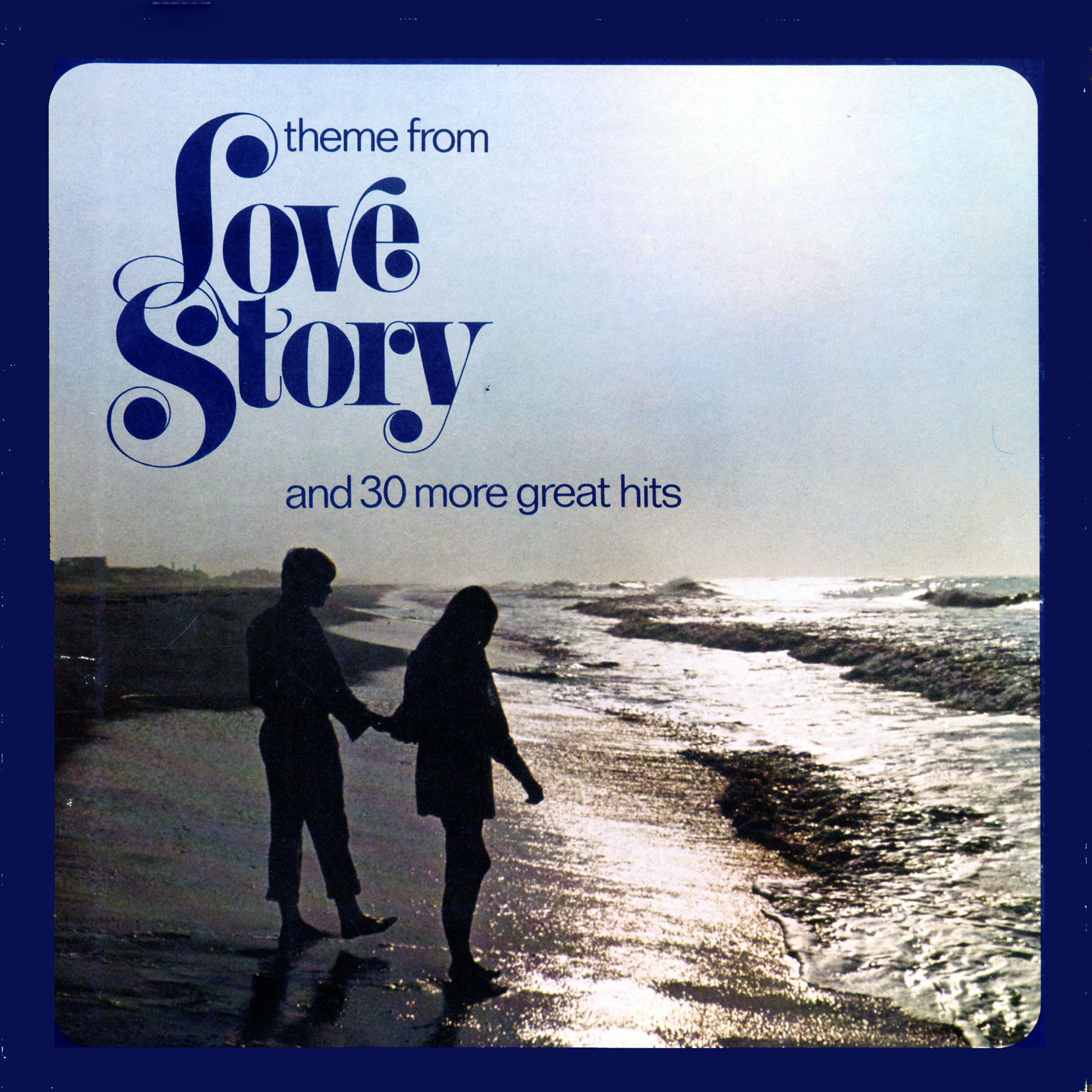 P3S5528 - Love Story Theme and 30 more great hits on CD