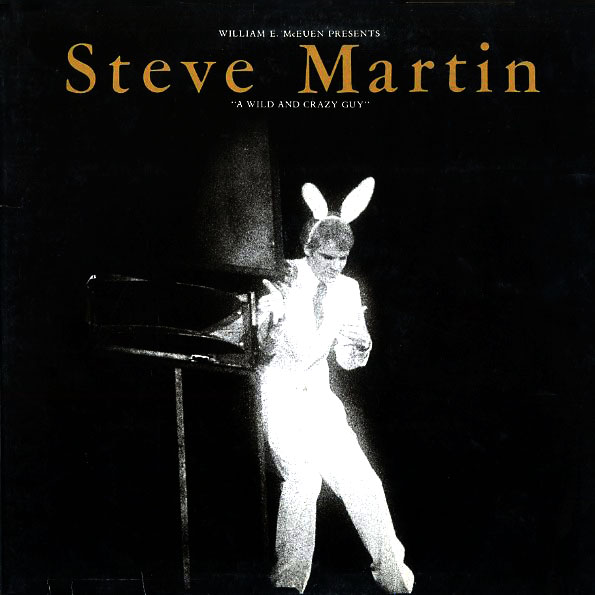 HS3238 - Martin, Steve - A Wild and Crazy Guy - on CD