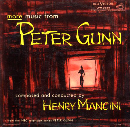 LPM2040 - More Music from Peter Gunn on CD