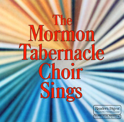 RDA093 - The Mormon Tabernacle Choir Sings on CD
