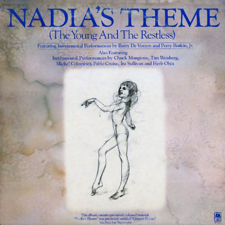 SP3412 - Nadia's Theme (The Young and The Restless) on CD