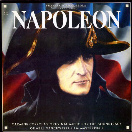 CBS37230 - Napoleon on CD