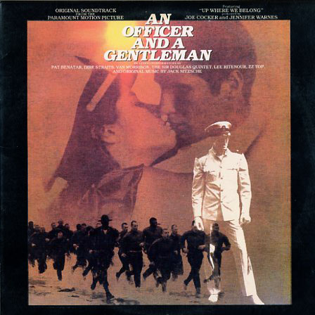 900171 - Officer And A Gentleman on CD